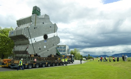 Transporte gigante