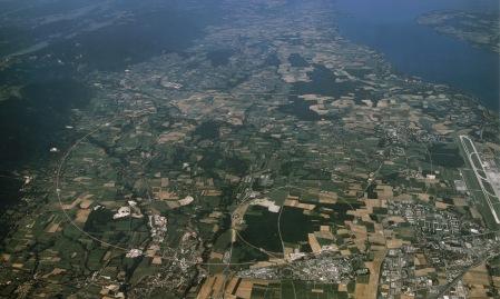 Kilômetros de fronterias entre França e Suiça num só objetivo
